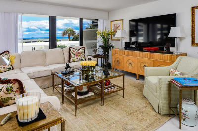 Beach Point Condo Rental For Rent: 2660 S Ocean Boulevard #102 W