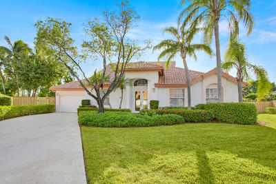 Palm Beach Gardens Single Family Home For Sale: 212 Eagleton Estate Boulevard