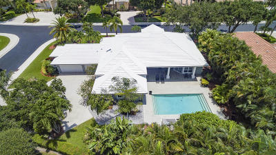 West Palm Beach Single Family Home For Sale: 2657 Dakota Circle