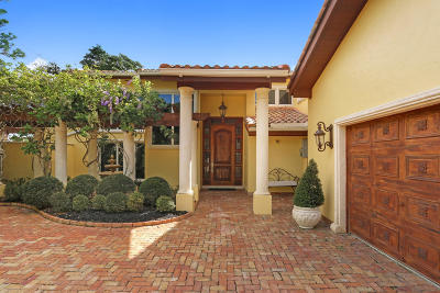 Boca Raton Single Family Home For Sale: 6541 Timber Lane