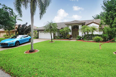 Single Family Home For Sale: 6244 NW 42 Court