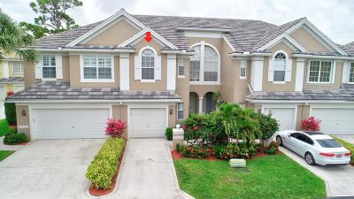 Boca Raton Townhouse For Sale: 5461 Grand Park Place