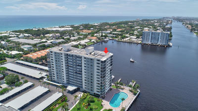 Seagate Towers Condo Condo For Sale: 220 Macfarlane Drive #S-1101