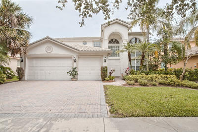 Boca Raton Single Family Home For Sale: 19299 Skyridge Circle