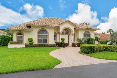 Boca Raton Single Family Home For Sale: 6045 Vista Linda Lane