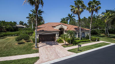 West Palm Beach Single Family Home For Sale: 10728 Waterford Place