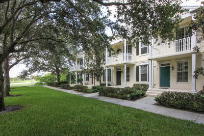 Jupiter Townhouse For Sale: 109 Ashley Court