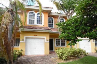 Greenacres FL Townhouse For Sale: $145,900