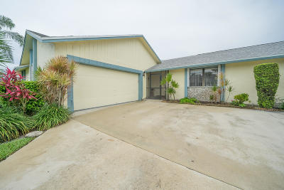 Boca Raton Single Family Home Contingent: 9106 SW 22nd Street #E