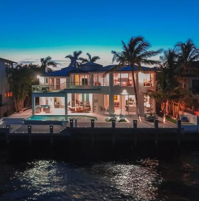Boca Raton Single Family Home For Sale: 782 NE Harbour Drive