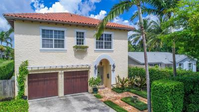 West Palm Beach Single Family Home For Sale: 3515 S Olive Avenue