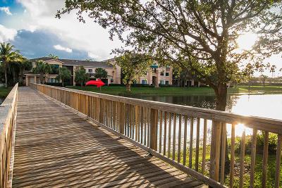 Palm Beach Gardens Condo For Sale: 2917 Tuscany Court #107
