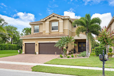 Boynton Beach Single Family Home For Sale: 8291 Savara Streams Lane
