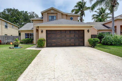 Royal Palm Beach Single Family Home For Sale: 112 Heatherwood Drive