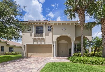 Jupiter Single Family Home For Sale: 229 Porgee Rock Place