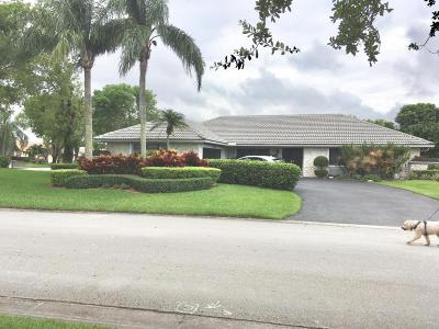 Coral Springs Single Family Home For Sale: 11266 NW 11th Court