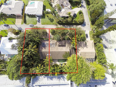 Delray Beach Residential Lots & Land For Sale: 909 McCleary Street
