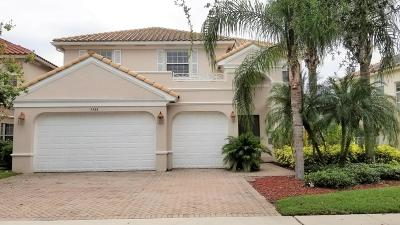 Boynton Beach Single Family Home For Sale: 9988 Cobblestone Creek Drive