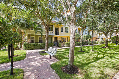 Palm Beach Gardens FL Townhouse For Sale: $409,000
