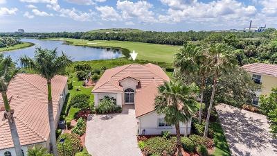 West Palm Beach Single Family Home For Sale: 7606 Preserve Court