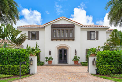 Boca Raton Single Family Home For Sale: 2121 E Maya Palm Drive