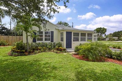 Lantana Single Family Home For Sale: 514 W Ocean Avenue