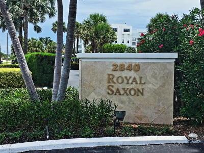 Palm Beach Condo For Sale: 2840 S Ocean Boulevard #3220