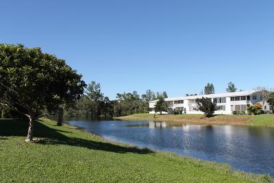 West Palm Beach Condo For Sale: 110 Camden E E #110