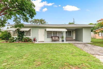 Pompano Beach Single Family Home For Sale: 2901 NE 11th Avenue