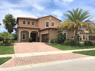Jupiter Single Family Home For Sale: 131 Behring Way