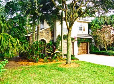Palm Beach Gardens FL Single Family Home For Sale: $479,898