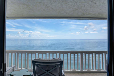 South Palm Beach Rental For Rent: 3570 S Ocean Boulevard #900