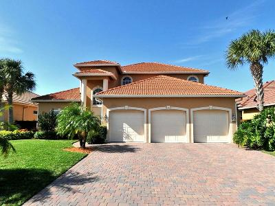 Port Saint Lucie Single Family Home For Sale: 361 NW Sheffield Circle