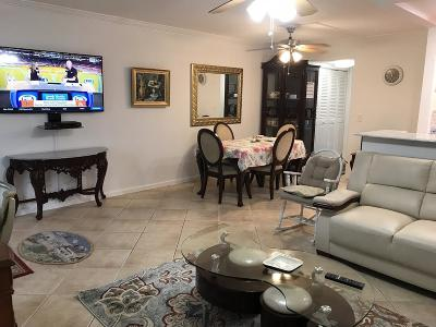 Boca Raton Condo For Sale: 219 Mansfield F #219
