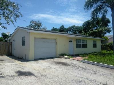 Deerfield Beach Rental For Rent: 821 NE 43rd Street
