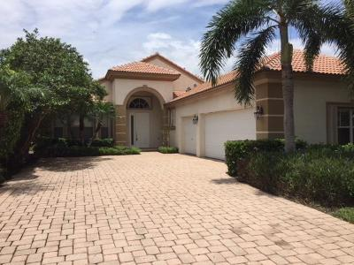 West Palm Beach Single Family Home For Sale: 8156 Cypress Point Road