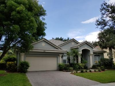 Jupiter Single Family Home For Sale: 212 Anhinga Lane