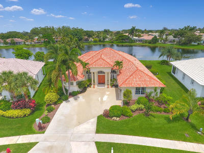 Lake Worth Single Family Home For Sale: 4450 Danielson Drive