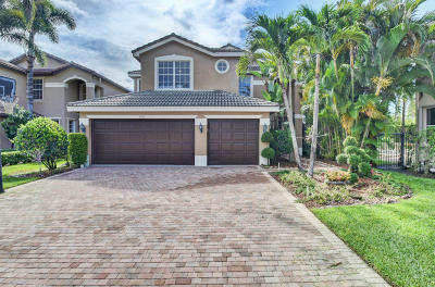 Delray Beach Single Family Home For Sale: 15762 Menton Bay Court