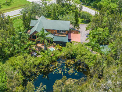 Palm Beach Gardens Single Family Home For Sale: 8575 150th Court