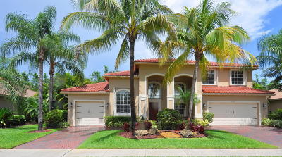West Palm Beach Single Family Home For Sale: 1622 Newhaven Point Lane