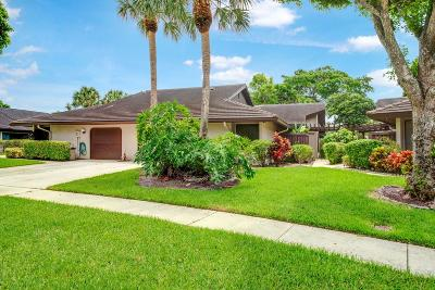 Boynton Beach Single Family Home For Sale: 5056 Pine Drive