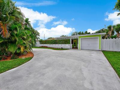 Boca Raton Single Family Home For Sale: 320 NE 28th Terrace