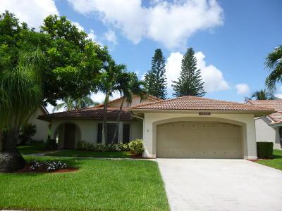 Boynton Beach Single Family Home For Sale: 5226 Brian Boulevard