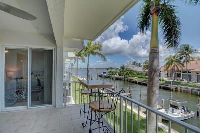 Singer Island Condo For Sale: 1030 Sugar Sands Boulevard #271