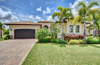 Boynton Beach Single Family Home For Sale: 12127 Glacier Bay Drive