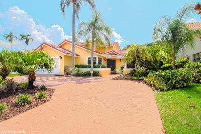 Boca Raton Single Family Home For Sale: 23198 L Ermitage Circle
