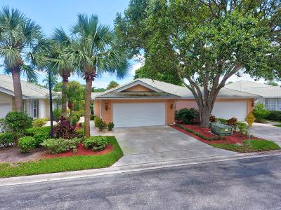 Jupiter Single Family Home For Sale: 227 Brier Circle