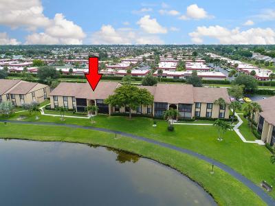 Greenacres FL Condo For Sale: $125,000