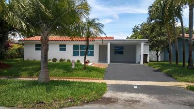 Deerfield Beach Single Family Home Contingent: 1651 SE 8th Avenue